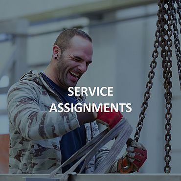 Service Assignments