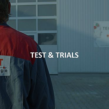 Tests and Trials